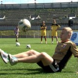 Video - Footbag Vašek Klouda pláče v koutu