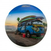Frisbee Discraft UltraStar 175g Super Color GOOD LIVIN'