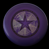 Frisbee Discraft Ultra-Star 175g PEARL PURPLE