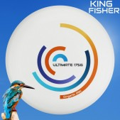 Frisbee Rotation Bird | King Fisher