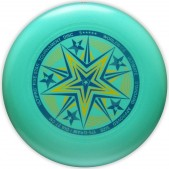 Frisbee UltiPro-FiveStar TURQUOISE