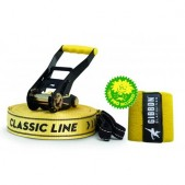 Slackline Gibbon CLASSIC Line X13 XL + Tree Wear