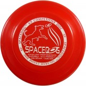 Frisbee SpaceDog Red