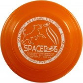 Frisbee SpaceDog Orange