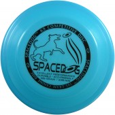 Frisbee SpaceDog Blue