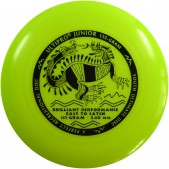 Frisbee UltiPro Junior 135g Yellow