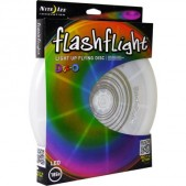 Frisbee Flashflight LED Disco