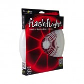 Frisbee Flashflight LED červená