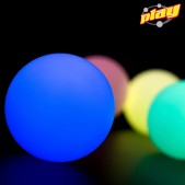 PLAY Glow ball 70mm FADE