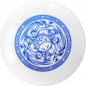 Frisbee Daredevil 175g TRIBAL Metallic Blue