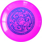 Frisbee Daredevil 175g TRIBAL Hot Pink